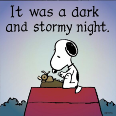 7b008d499951becfd3407f454e7571011d6e7268  dark 20and 20stormy 20night 20snoopy