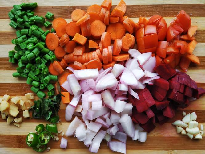 Nutrition Challenge: Sneak in a fruit or vegetable