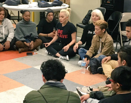 Lady Gaga, mental illness, and you