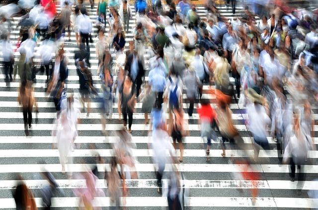 Pedestrian safety: Head up, phone down!