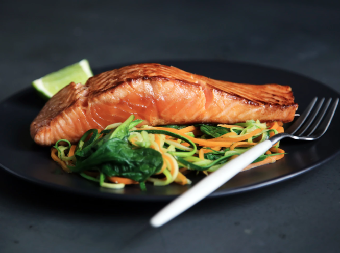 Nutrition Challenge: Eat fatty fish to ward off heart disease