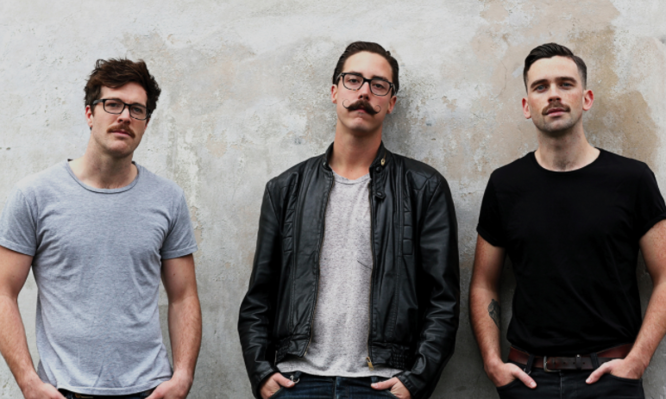 Why are men sporting mustaches in November?
