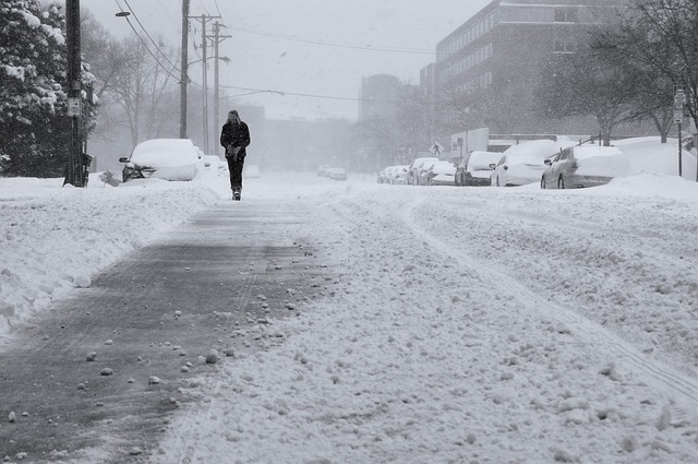 Winter safety: Proper footwear