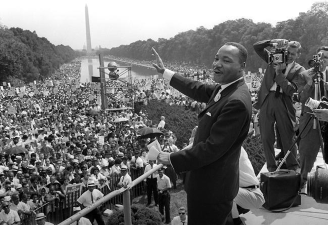 Happy Martin Luther King, Jr. Day!