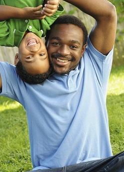 Wear BLUE for men's health!