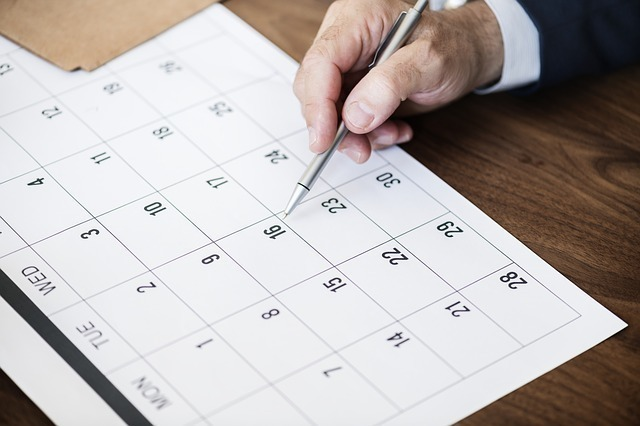 Reminder: Taxes are due July 15, 2020