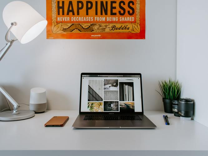 Mindfulness Challenge: Clear your Desk