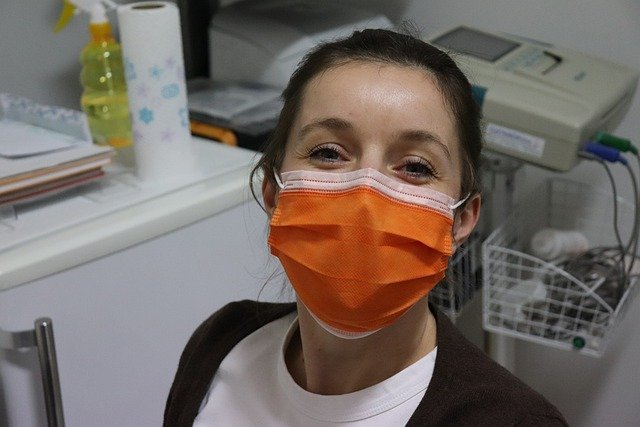 REMINDER: Cover your mouth & nose with a face cover when around others