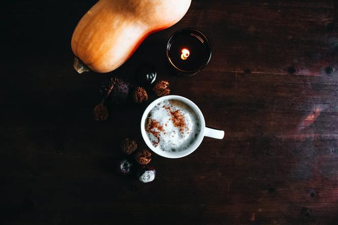 Nutrition Challenge: DIY pumpkin spice latte