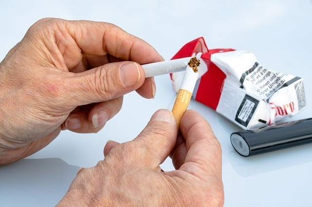 November 19th is the Great American Smokeout